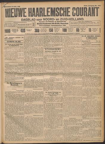 Nieuwe Haarlemsche Courant 1912-08-19