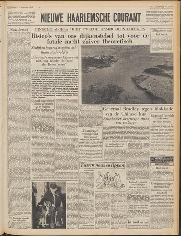 Nieuwe Haarlemsche Courant 1953-02-12