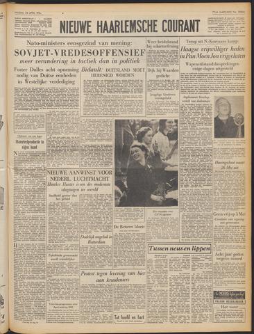 Nieuwe Haarlemsche Courant 1953-04-24