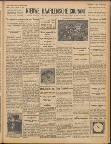 Nieuwe Haarlemsche Courant 1933-06-19