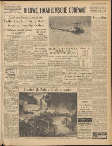 Nieuwe Haarlemsche Courant 1956-02-18