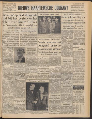 Nieuwe Haarlemsche Courant 1957-11-21