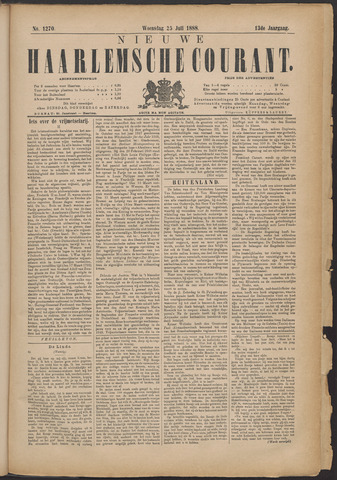 Nieuwe Haarlemsche Courant 1888-07-25