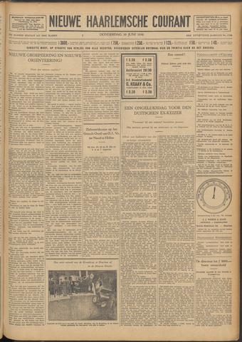 Nieuwe Haarlemsche Courant 1930-06-19