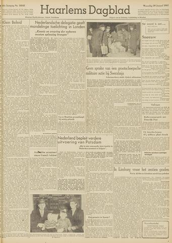 Haarlem's Dagblad 1947-01-29