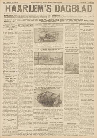 Haarlem's Dagblad 1926-03-20