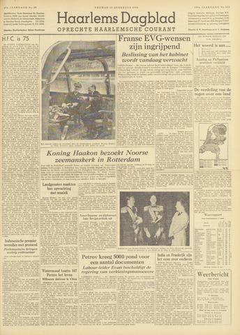 Haarlem's Dagblad 1954-08-13
