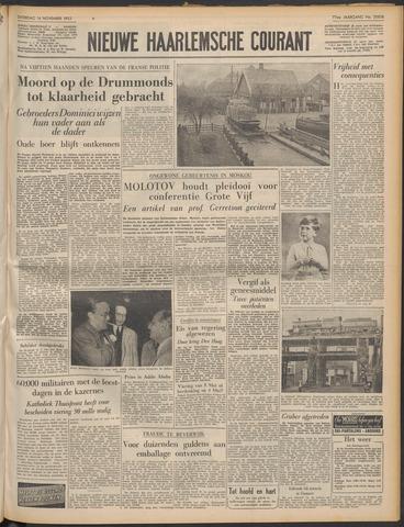 Nieuwe Haarlemsche Courant 1953-11-14
