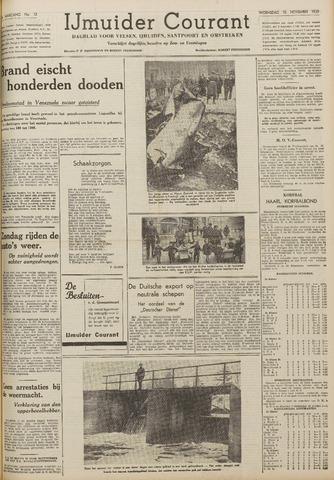 IJmuider Courant 1939-11-15