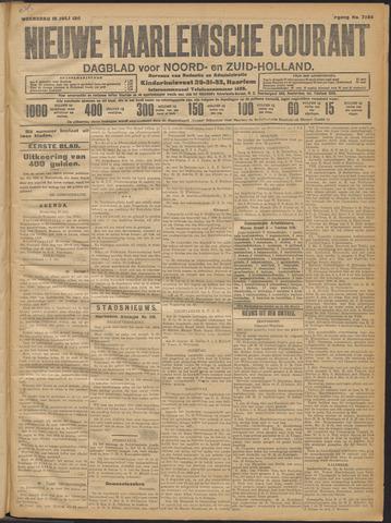 Nieuwe Haarlemsche Courant 1911-07-19