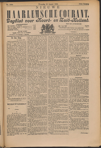 Nieuwe Haarlemsche Courant 1902-01-29
