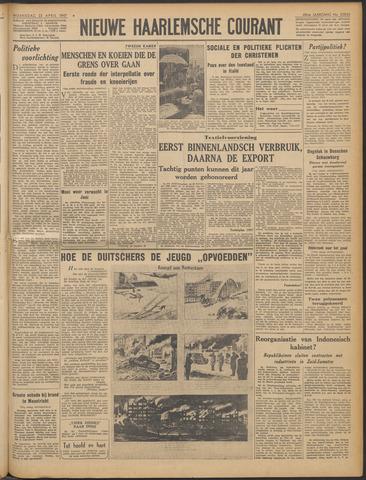 Nieuwe Haarlemsche Courant 1947-04-23
