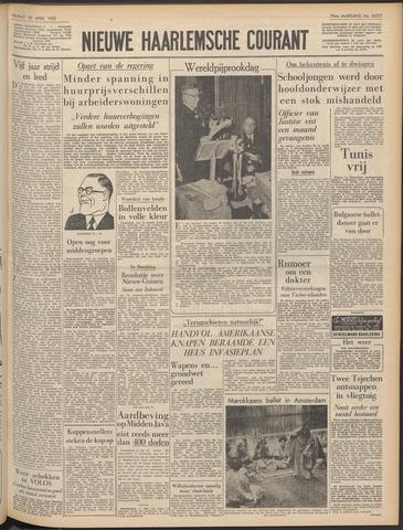 Nieuwe Haarlemsche Courant 1955-04-22