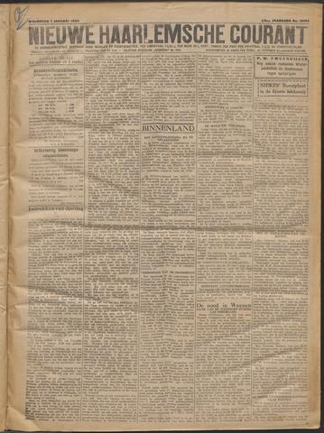 Nieuwe Haarlemsche Courant 1920-01-07