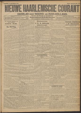 Nieuwe Haarlemsche Courant 1914-10-30