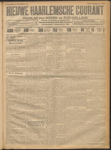 Nieuwe Haarlemsche Courant 1911-11-16