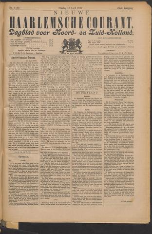 Nieuwe Haarlemsche Courant 1899-04-18
