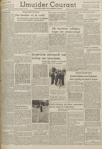 IJmuider Courant 1948-08-25