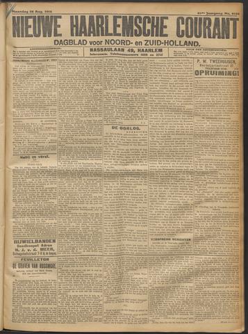 Nieuwe Haarlemsche Courant 1916-08-28