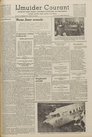 IJmuider Courant 1939-06-07