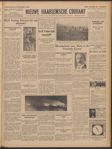 Nieuwe Haarlemsche Courant 1936-12-06