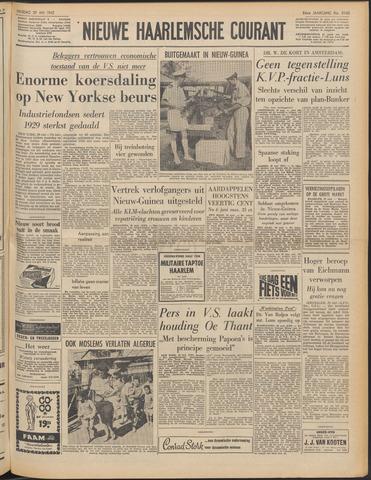 Nieuwe Haarlemsche Courant 1962-05-29