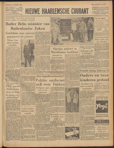 Nieuwe Haarlemsche Courant 1963-10-21