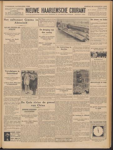Nieuwe Haarlemsche Courant 1935-08-25