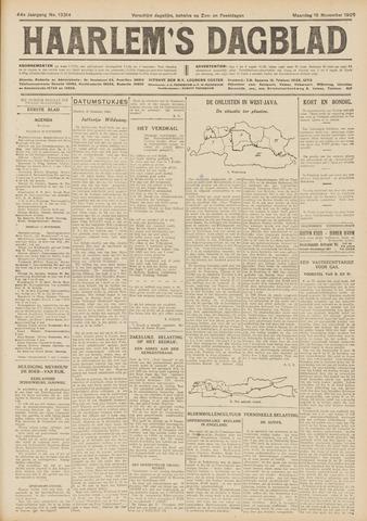 Haarlem's Dagblad 1926-11-15