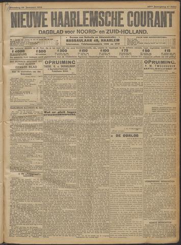 Nieuwe Haarlemsche Courant 1916-01-25