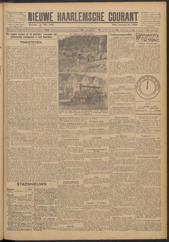 Nieuwe Haarlemsche Courant 1925-05-30