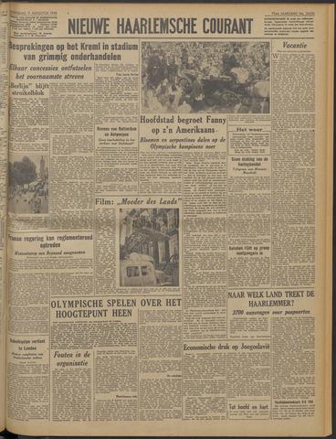 Nieuwe Haarlemsche Courant 1948-08-11
