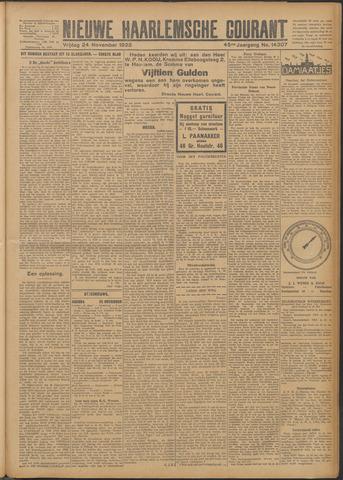Nieuwe Haarlemsche Courant 1922-11-24