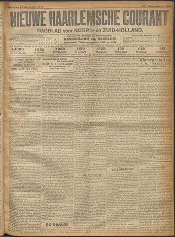 Nieuwe Haarlemsche Courant 1915-11-23