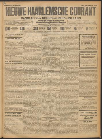 Nieuwe Haarlemsche Courant 1914-05-28