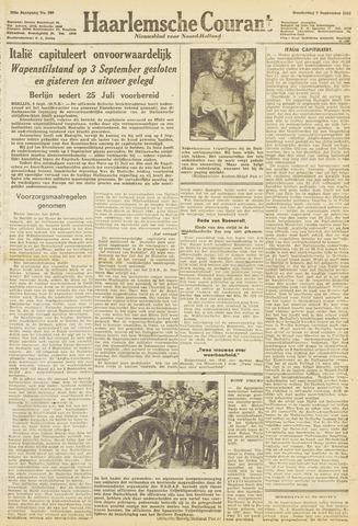 Haarlemsche Courant 1943-09-09