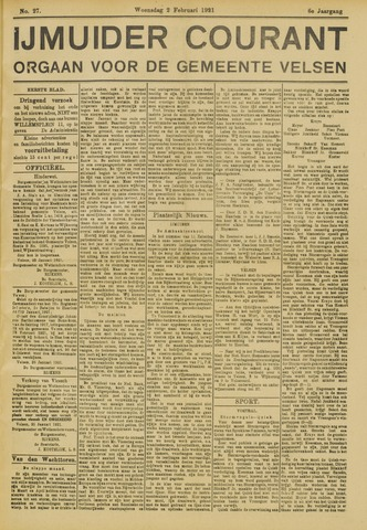 IJmuider Courant 1921-02-02