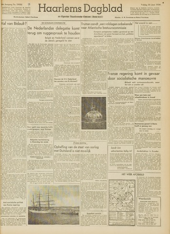 Haarlem's Dagblad 1950-06-23