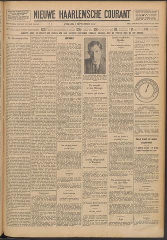 Nieuwe Haarlemsche Courant 1930-09-05