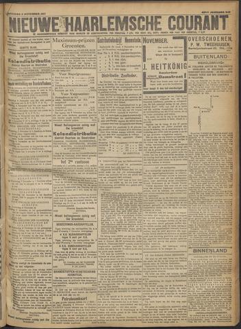 Nieuwe Haarlemsche Courant 1917-11-03