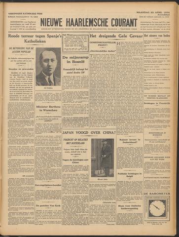Nieuwe Haarlemsche Courant 1934-04-23