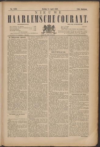 Nieuwe Haarlemsche Courant 1888-04-15