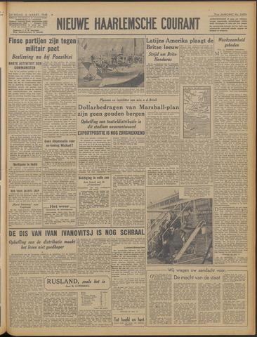 Nieuwe Haarlemsche Courant 1948-03-06