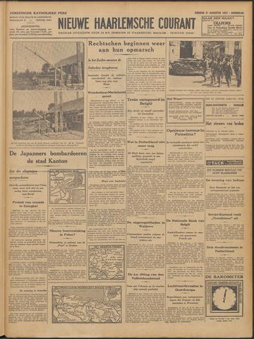 Nieuwe Haarlemsche Courant 1937-08-31