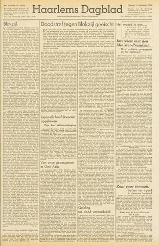Haarlem's Dagblad 1945-09-11