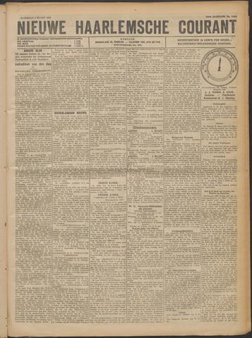 Nieuwe Haarlemsche Courant 1922-03-04
