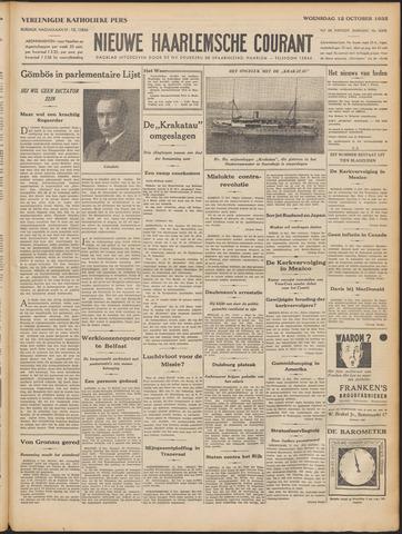 Nieuwe Haarlemsche Courant 1932-10-12