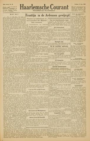 Haarlemsche Courant 1945-01-12