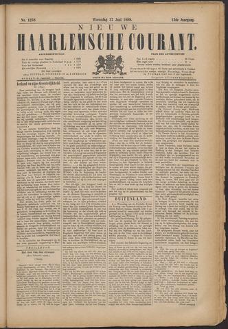 Nieuwe Haarlemsche Courant 1888-06-27
