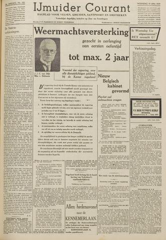 IJmuider Courant 1939-04-19